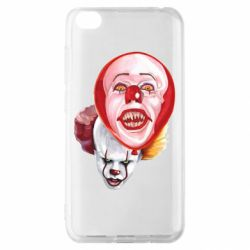 Чохол для Xiaomi Redmi Go Scary Clown