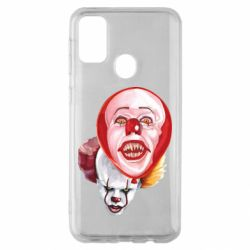 Чохол для Samsung M30s Scary Clown