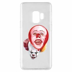Чохол для Samsung S9 Scary Clown