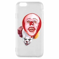 Чохол для iPhone 6/6S Scary Clown