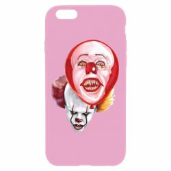 Чохол для iPhone 6 Plus/6S Plus Scary Clown