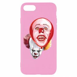 Чохол для iPhone 7 Scary Clown