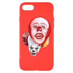 Чохол для iPhone 8 Scary Clown