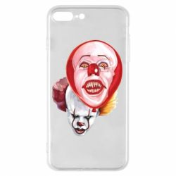 Чохол для iPhone 8 Plus Scary Clown