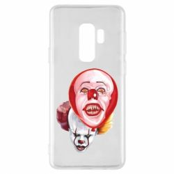 Чохол для Samsung S9+ Scary Clown