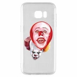 Чохол для Samsung S7 EDGE Scary Clown