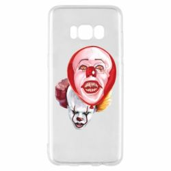 Чохол для Samsung S8 Scary Clown