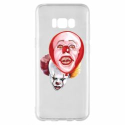 Чохол для Samsung S8+ Scary Clown