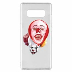 Чохол для Samsung Note 8 Scary Clown