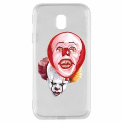 Чохол для Samsung J3 2017 Scary Clown