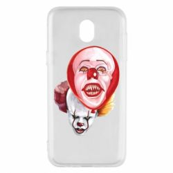 Чохол для Samsung J5 2017 Scary Clown
