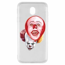 Чохол для Samsung J7 2017 Scary Clown