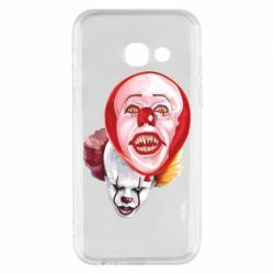 Чохол для Samsung A3 2017 Scary Clown