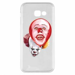 Чохол для Samsung A5 2017 Scary Clown