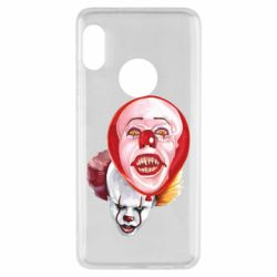 Чохол для Xiaomi Redmi Note 5 Scary Clown