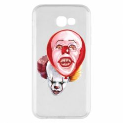 Чохол для Samsung A7 2017 Scary Clown