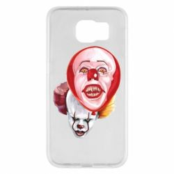 Чохол для Samsung S6 Scary Clown