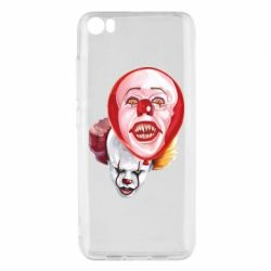 Чохол для Xiaomi Mi5/Mi5 Pro Scary Clown