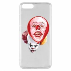Чохол для Xiaomi Mi Note 3 Scary Clown