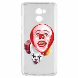 Чохол для Xiaomi Redmi 4 Scary Clown