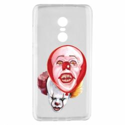 Чохол для Xiaomi Redmi Note 4 Scary Clown