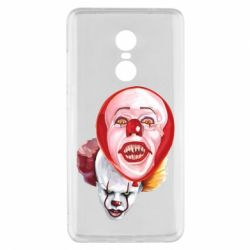 Чохол для Xiaomi Redmi Note 4x Scary Clown