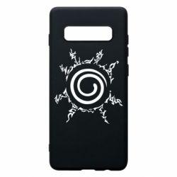 Чохол для Samsung S10+ Sceau Naruto