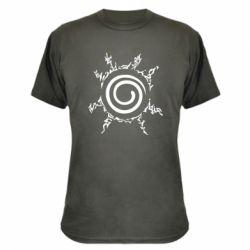 Камуфляжна футболка Sceau Naruto
