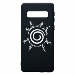 Чохол для Samsung S10 Sceau Naruto