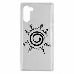 Чохол для Samsung Note 10 Sceau Naruto