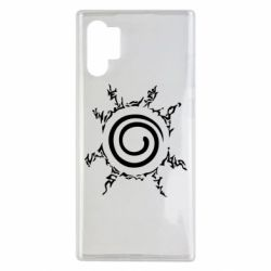 Чохол для Samsung Note 10 Plus Sceau Naruto