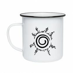 Кружка емальована Sceau Naruto