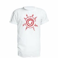 Подовжена футболка Sceau Naruto