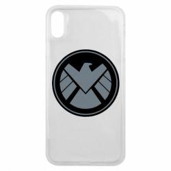 Чехол для iPhone Xs Max Щ.И.Т.