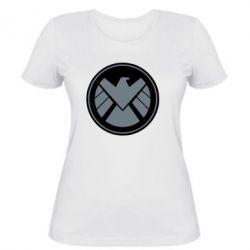 Женская футболка Щ.И.Т. - FatLine