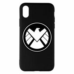 Чехол для iPhone X/Xs Щ.И.Т.
