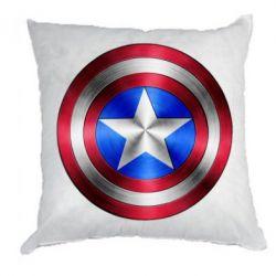 Подушка Щит Капитана Америка - FatLine