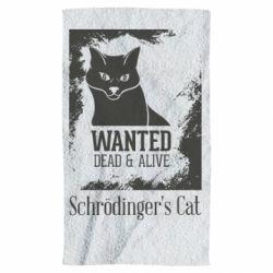 Рушник Schrödinger's cat is wanted