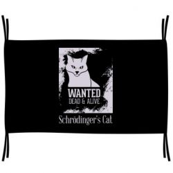 Флаг Schrödinger's cat is wanted
