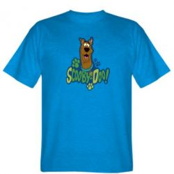 Мужская футболка Scooby Doo! - FatLine