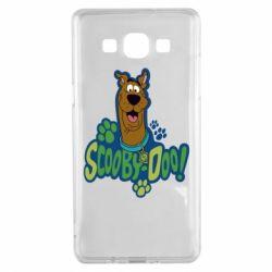 Чехол для Samsung A5 2015 Scooby Doo!