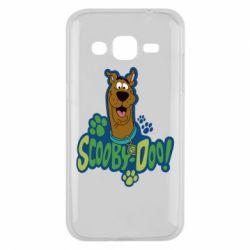 Чехол для Samsung J2 2015 Scooby Doo!