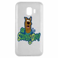 Чехол для Samsung J2 2018 Scooby Doo!