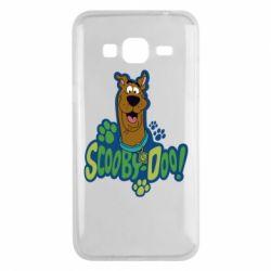 Чехол для Samsung J3 2016 Scooby Doo!
