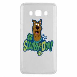 Чехол для Samsung J5 2016 Scooby Doo!