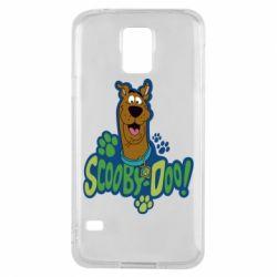 Чехол для Samsung S5 Scooby Doo!