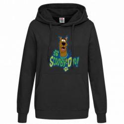 Женская толстовка Scooby Doo! - FatLine