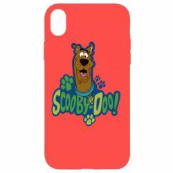 Чехол для iPhone XR Scooby Doo!
