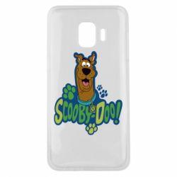 Чехол для Samsung J2 Core Scooby Doo!