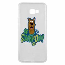 Чехол для Samsung J4 Plus 2018 Scooby Doo!